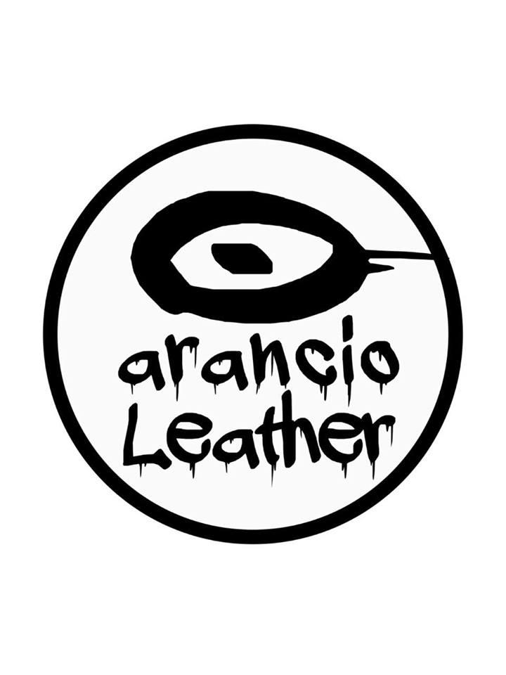 arancioLeather